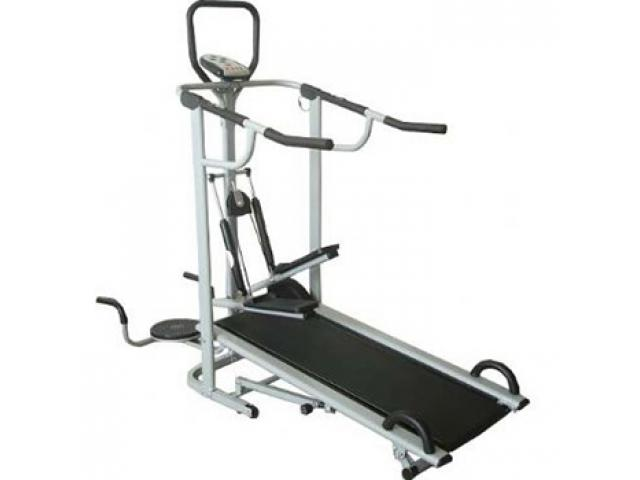 Manual Treadmill Fitness Pro Brand New On Sale